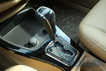 自动挡汽车档位示意图(图解)