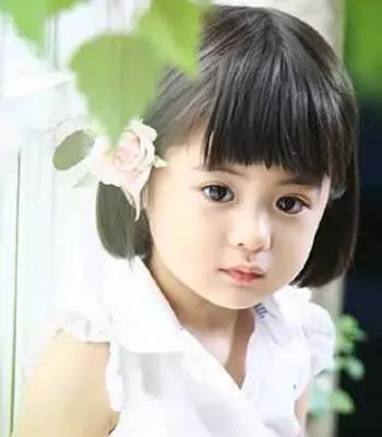 儿童发型扎发教程 打造可爱小公主-【直发】-【头发