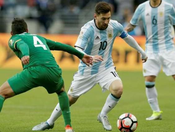 《足球推荐》3/28 世界杯预选:玻利维亚VS阿根廷