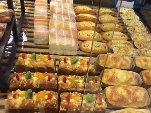 话说昆明这8家面包店,你最喜欢哪一家的?