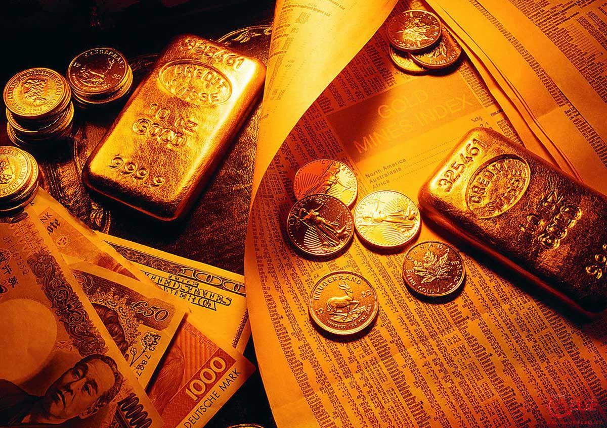 央行稳中求进,出口缩减黄金资产短期升值空间巨大