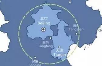 涿州市中心城区人口控制在