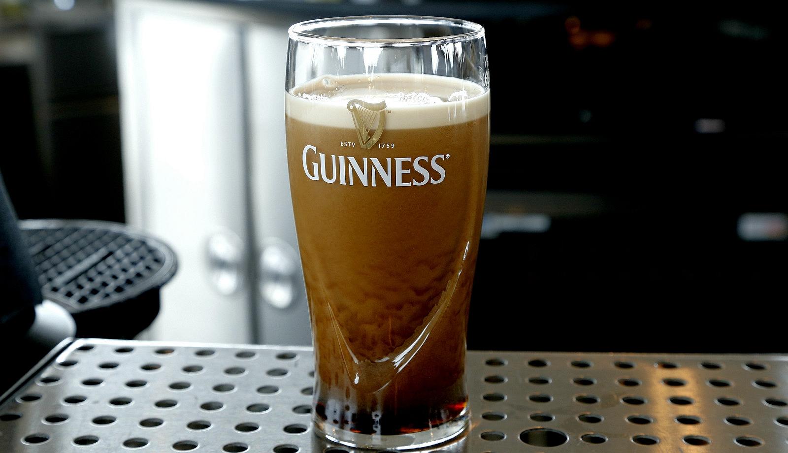 令人惊叹的都柏林健力士啤酒厂