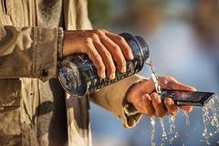 智能手机何时才能再也不用担心进水?