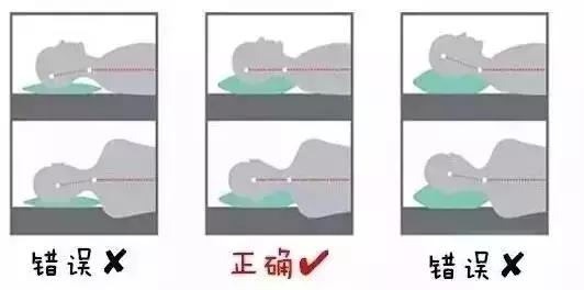 """你知道吗?枕头不是用来枕""""头""""的……"""