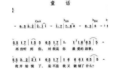 钢琴简谱 送于幼教同行