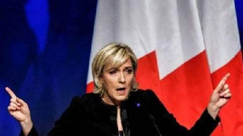 法国大选4周后开战:勒庞称欧盟将亡