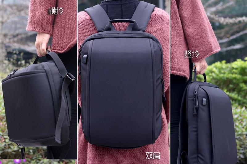 新概念科学设计的黑科技背包,无畏出行马大哈图片