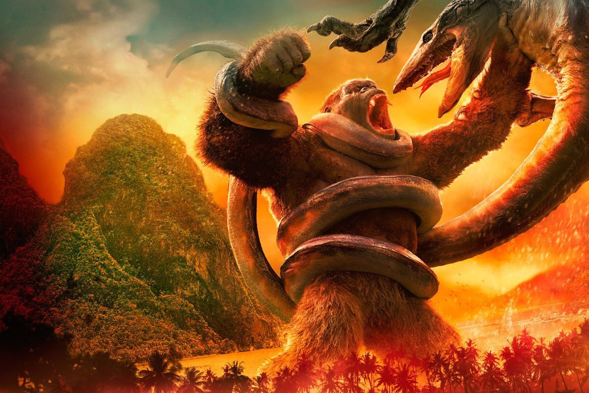娱谈    商业电影《金刚:骷髅岛》一片独大,文艺剧情电影《八月》苦苦