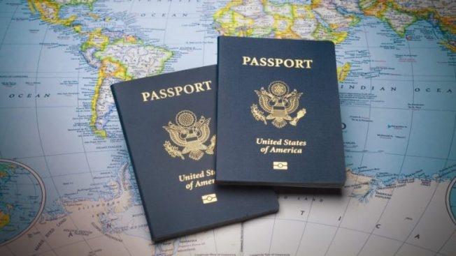 美国将推出附加新安全措施的护照