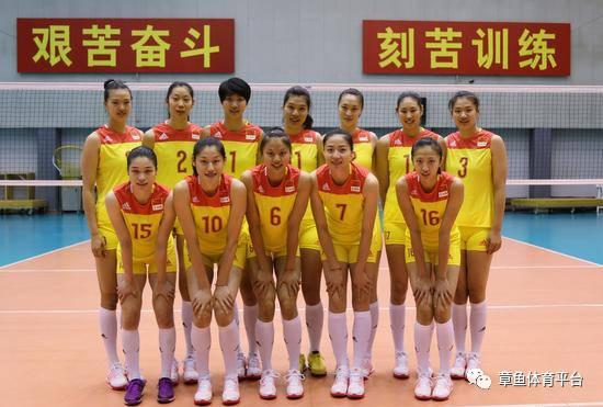 女排大冠军杯赛程_2017排球大冠军杯赛程确定中国女排首战美国