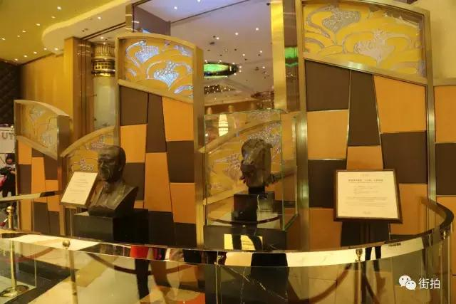 澳门新葡京娱乐平台:金雕、玉雕、象牙雕等各种稀世珍宝