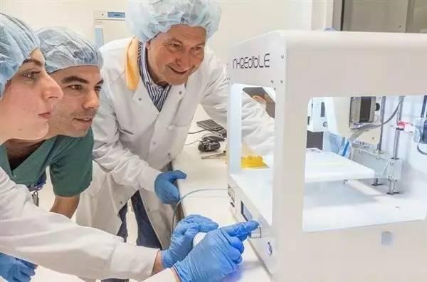 """『新酷应用』""""3D打印牙""""将开始临床试验"""