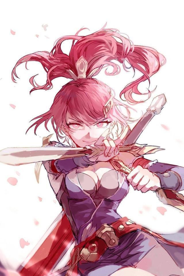 王者荣耀:体验服新版花木兰重剑形态下的加成大削