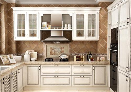 厨房油烟机装修效果图 打造干净美观的厨房