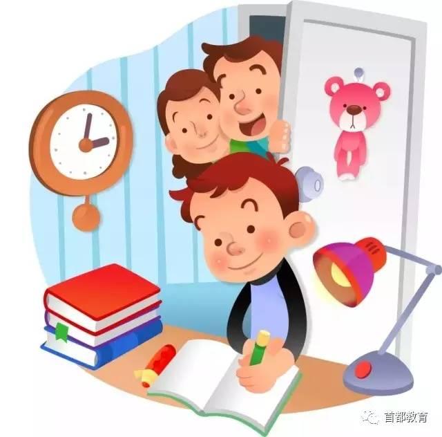 放学回家,爸妈这样安排,孩子会爱死学习!图片