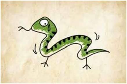 自然科学大讲堂 | 成语中的动物-蛇