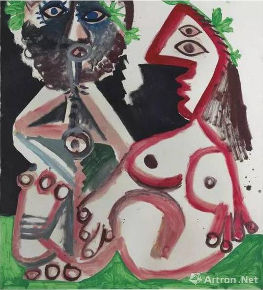高更和马格利特杰作闪耀伦敦佳士得印象派及现代艺术 超现实主义艺术晚间拍卖