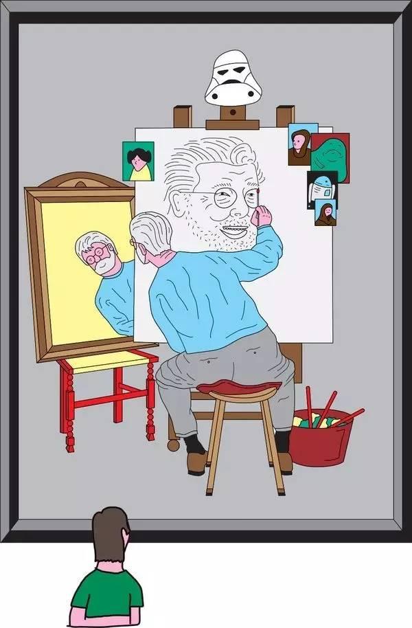 乔治·卢卡斯想捐一座价值15亿的博物馆,却无人问津 商周特写