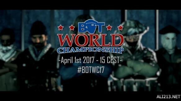 2017届《反恐精英:全球攻势》!BOT世界锦标赛奖池高达920万元