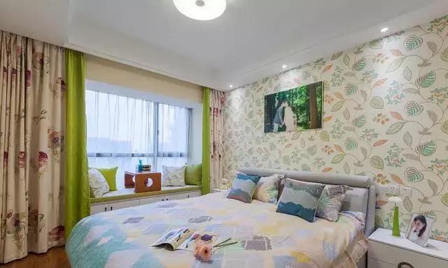 140㎡简约装修,三室一厅套房很唯美!图片