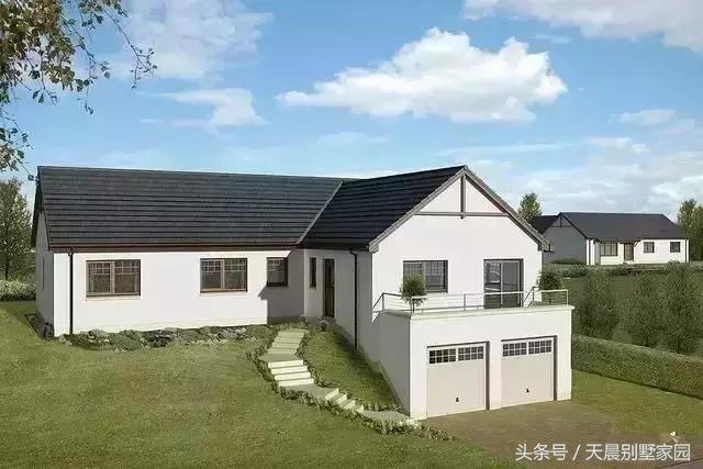5套别墅一层平房,这样的农村设计图南方可适合失败建筑设计图片