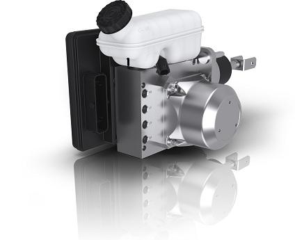 汽车来说,它无法为真空助力器提供真空源,尽管可以利用电动真空泵为