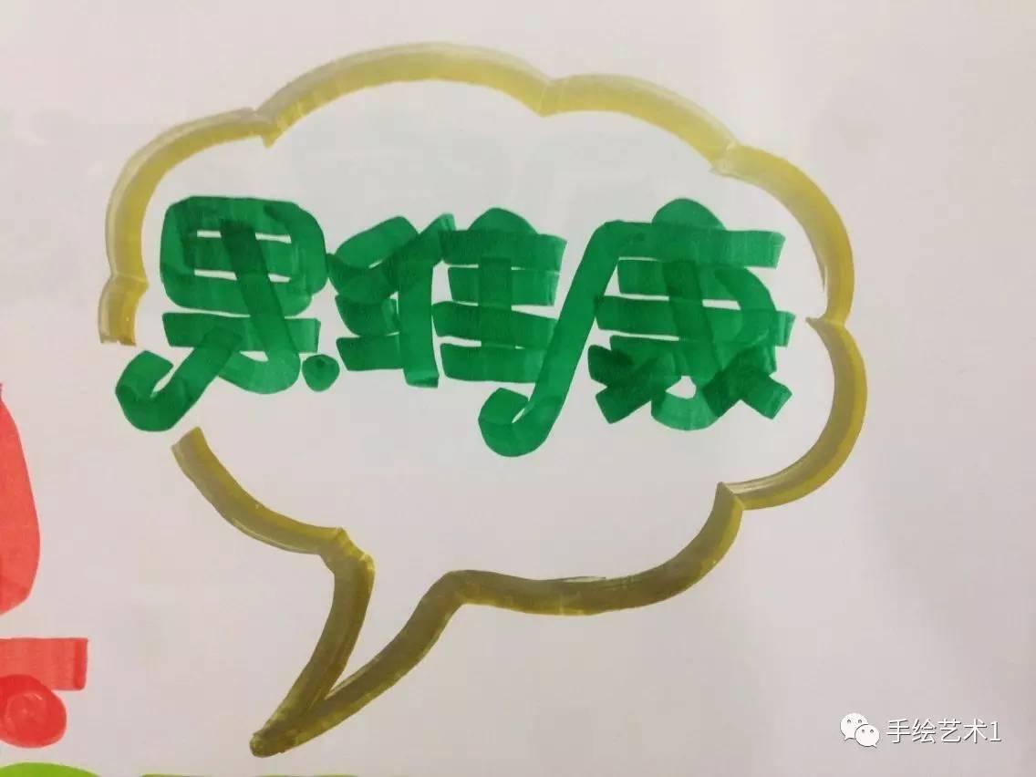 【手绘pop】教你绘制《酸钙片》的产品海报