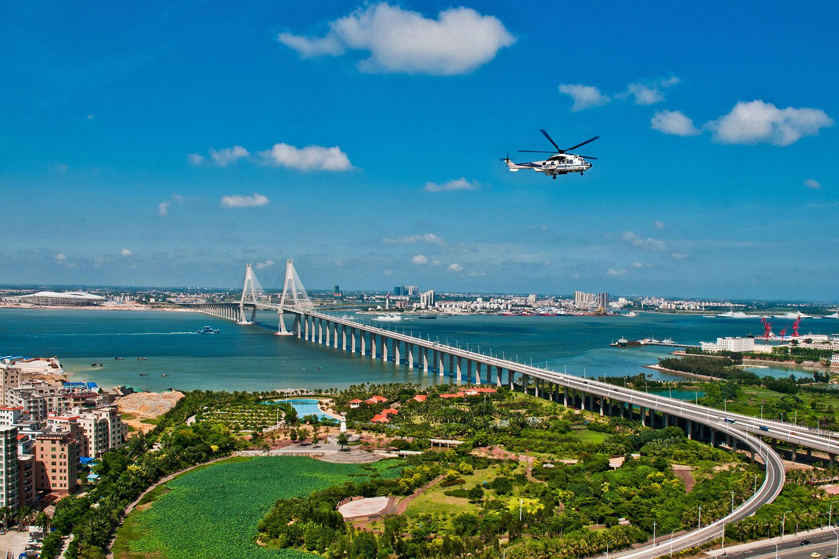 """中国大陆最南端的城市,被誉为""""海军第一城"""""""