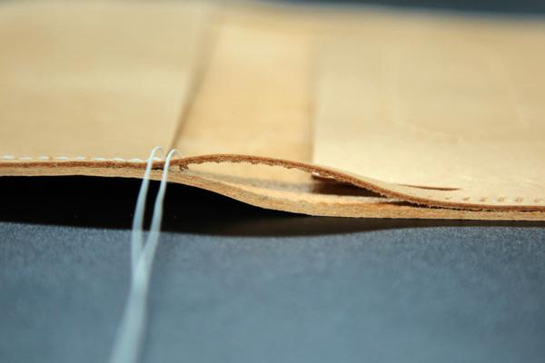 手工皮具:日式财布包教程