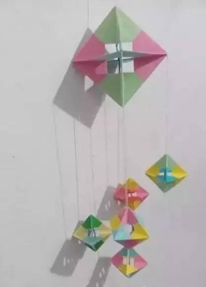 幼儿手工制作(海洋动物)+手工折纸