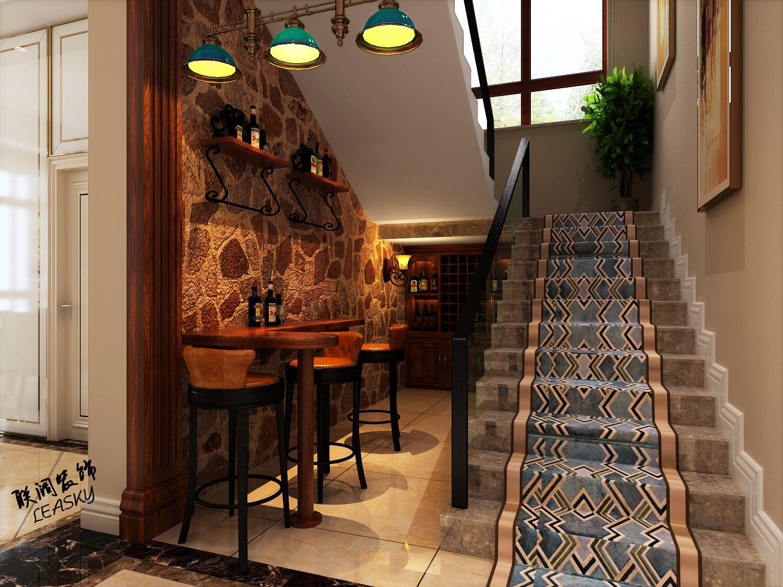 楼梯间装修效果图