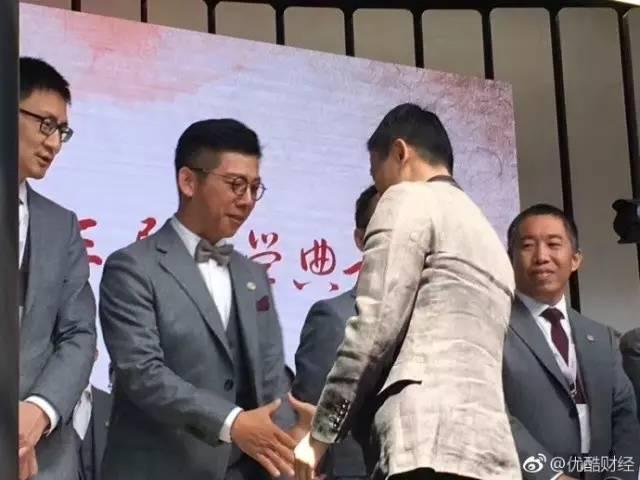马云湖畔大学第一课:小公司成败在聘人 大公司