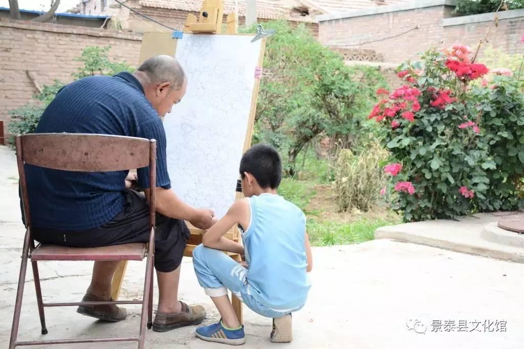 泰卢阳李氏树皮笔画成功申报省级非遗项目
