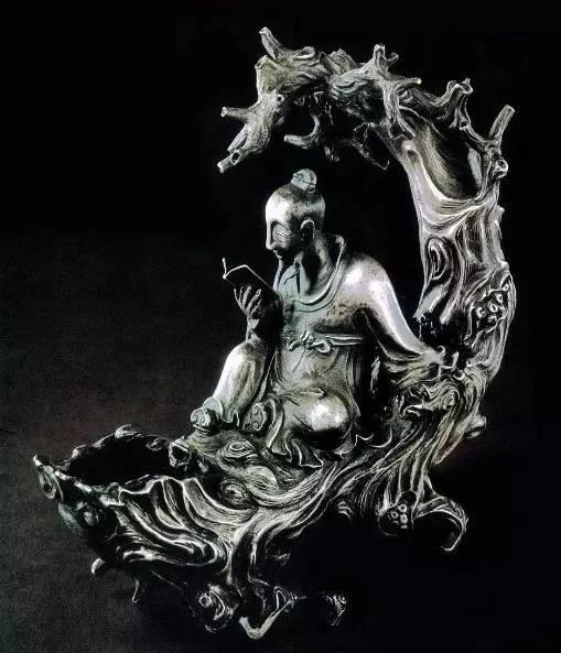 日本女性十大名器�_全球仅存4件:巨匠名器,张骞乘槎的神话