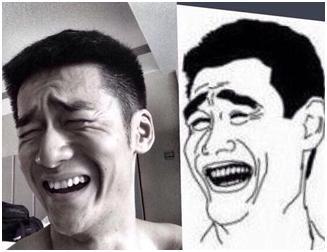 表情包:张学友《旺角卡门》表情经典,张翰是惊吓图片