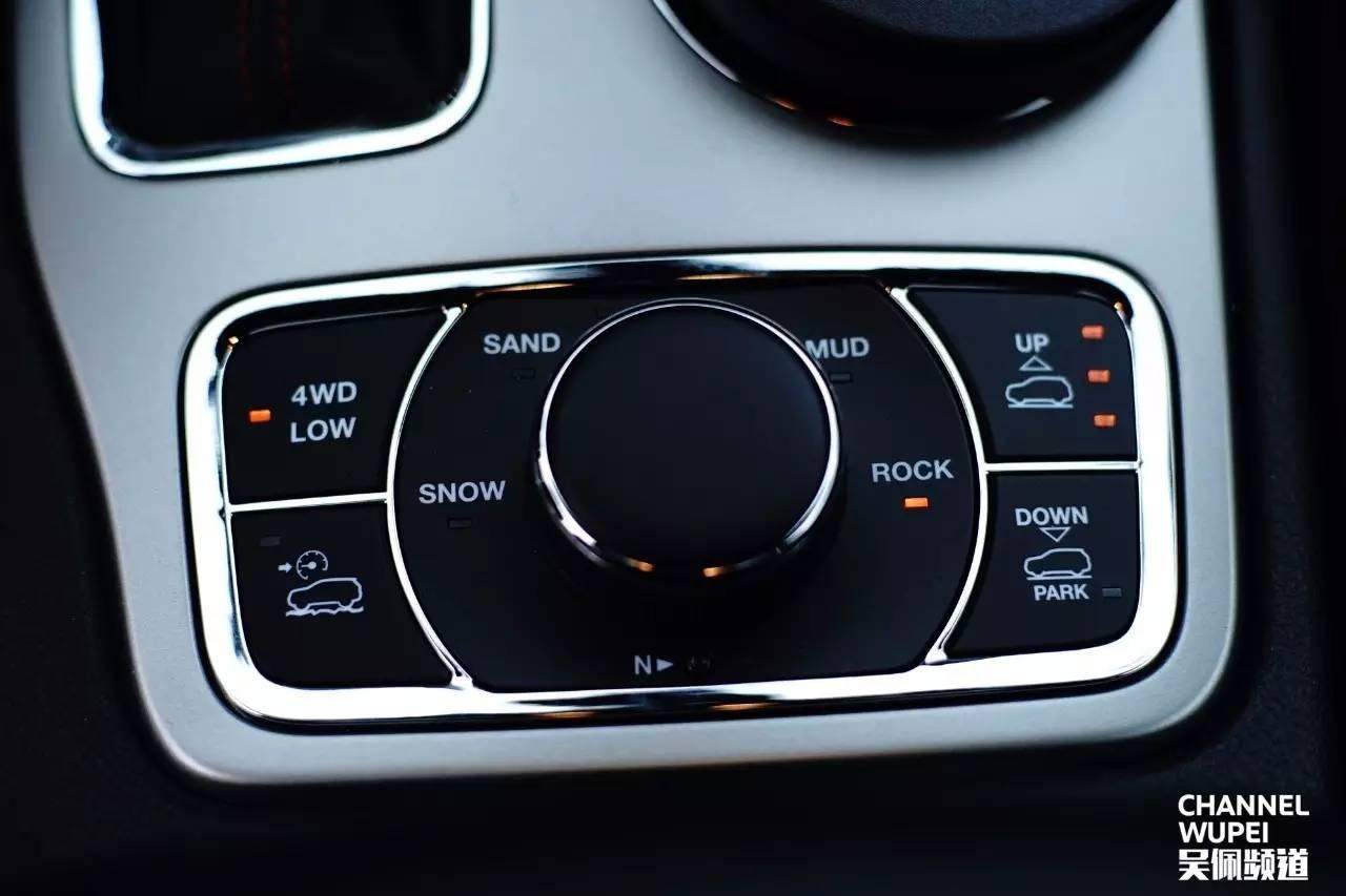 车评 问问2017款大切诺基新在哪里高清图片