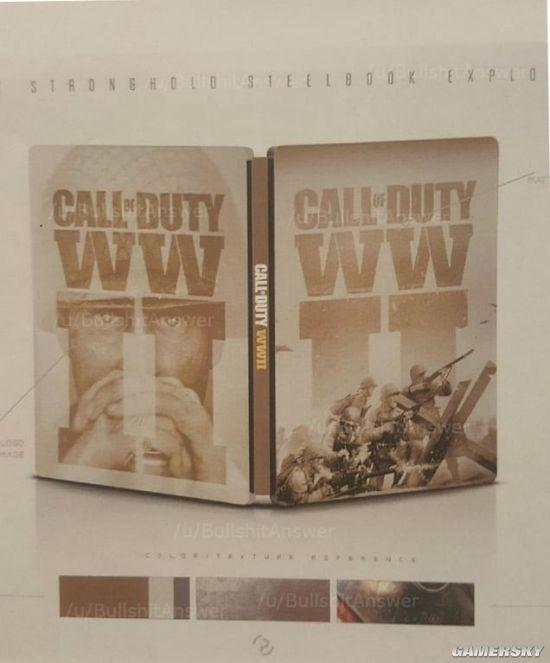 《使命召唤14:二战》未删减版被新图曝光 已知二战为战场!