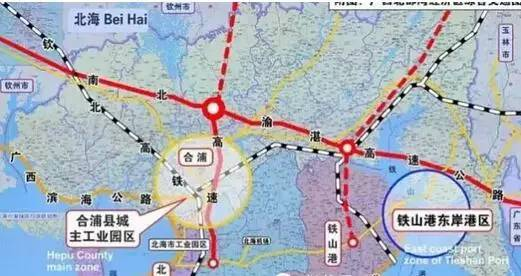 广西北部湾经济区将超越 香 港!