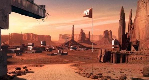 为啥说殖民火星将依赖更低等的技术? - 康斯坦丁 - 科幻星系
