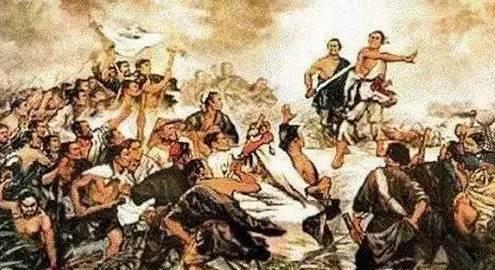 国历史上十四次人口大屠杀