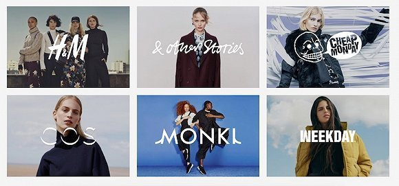 HM要推出第8个新品牌,感觉画风有点像北欧版的无印良品