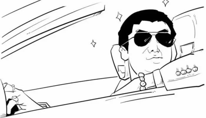 动漫 简笔画 卡通 漫画 手绘 头像 线稿 600_342
