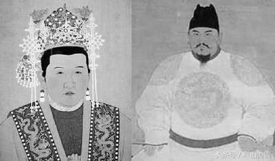第四名:明太祖-马皇后   电视剧《大脚马皇后》里面的一些情节实在不敢相信是真的,但明太祖与马皇后的夫妻深情,应该是没有疑问的.