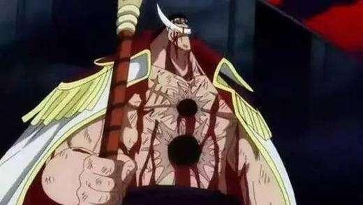 海贼王,白胡子二世是一个败笔,这个角色对剧情毫无作用图片