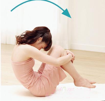 我疗法,腰背肌锻炼法图解