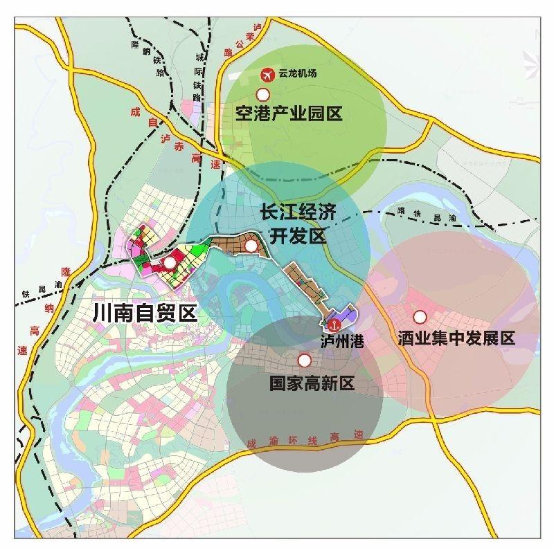 临港自贸区规划图