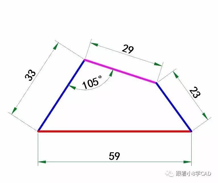 定位线段这也是常规思路有的题目却把你最好下手的线段旋转成了斜的