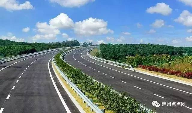 广清高速与清连高速连接线全面施工 明年将通车