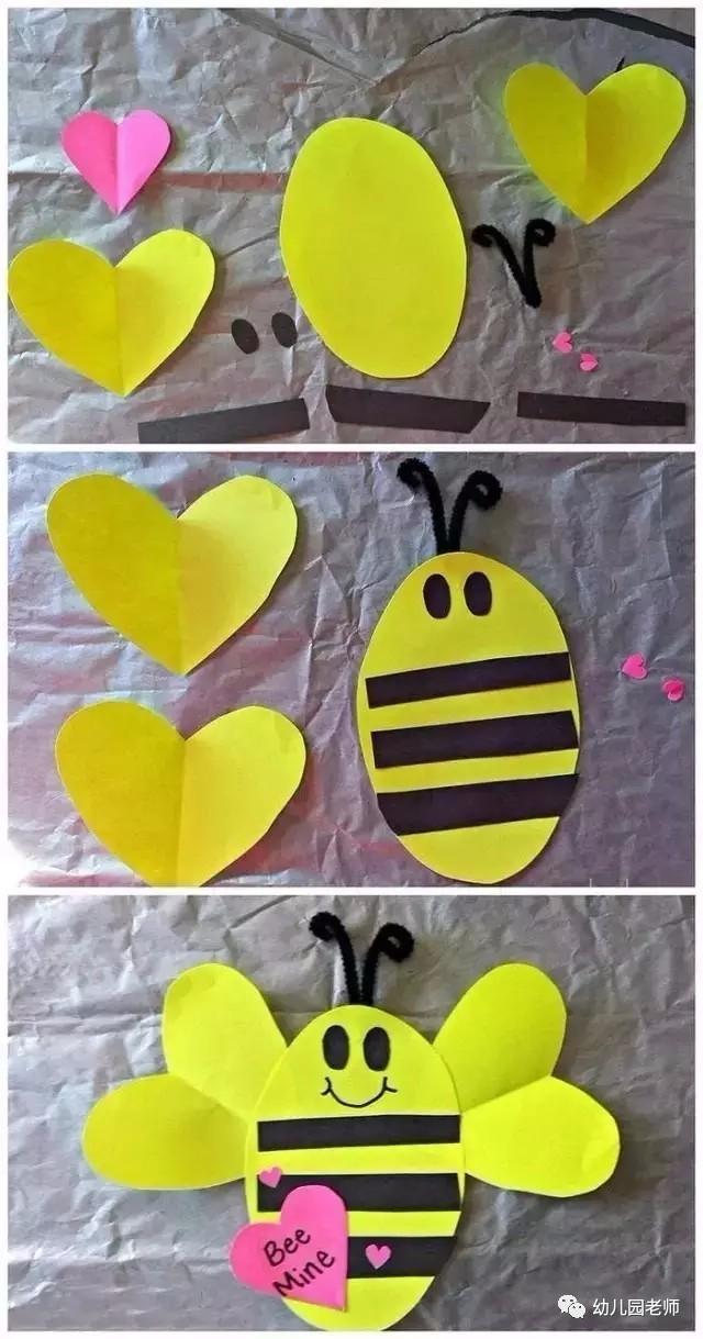 4,春季小蜜蜂图片